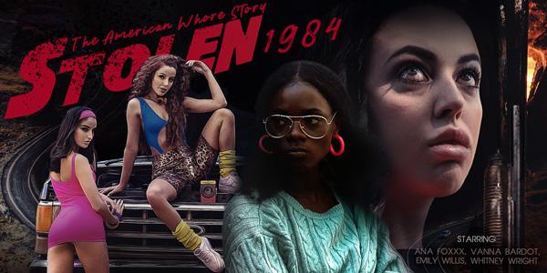VRBangers - STOLEN The American Whore Story 1984