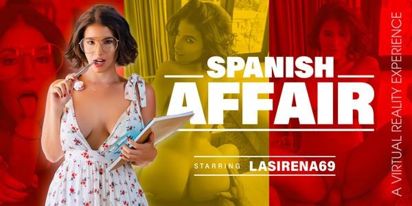 VRBangers - Spanish Affair