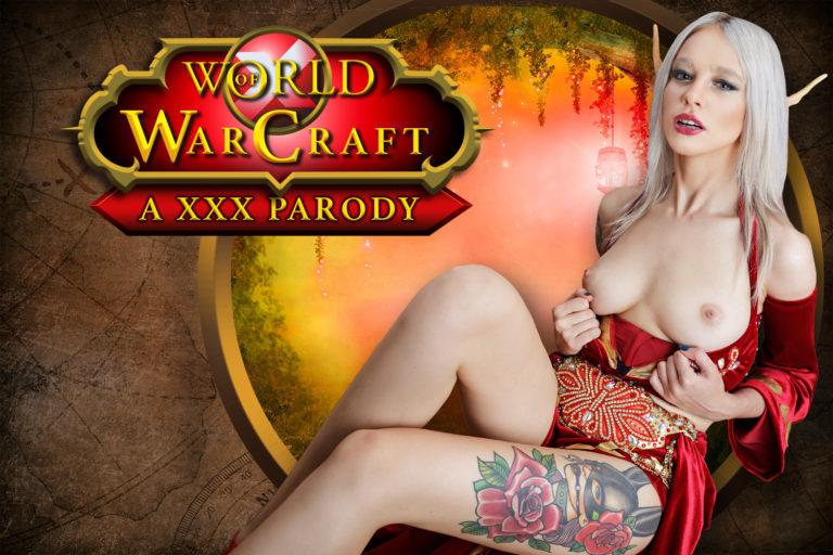 VRCosplayX - WOW A XXX Parody