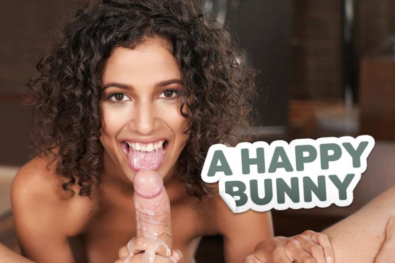 18VR - A Happy Bunny