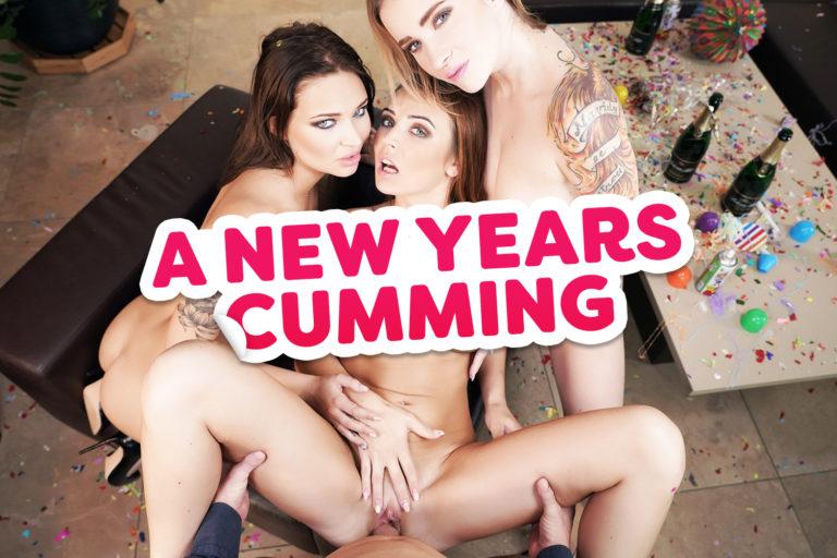 18VR - A New Year Cumming