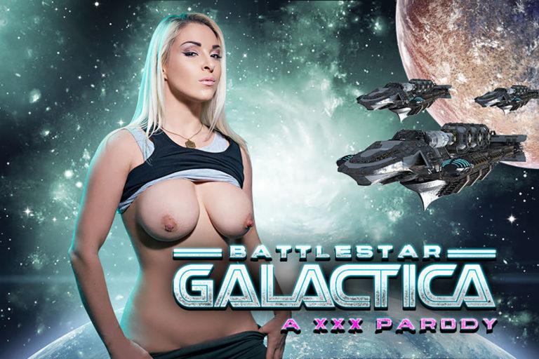 VRCosplayX - Battlestar Galactica A XXX Parody