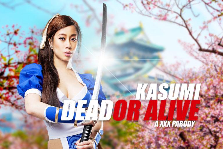 VRCosplayX - DOA Kasumi A XXX Parody