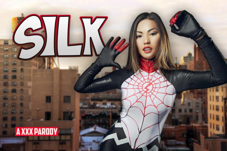 VRCosplayX - Silk A XXX Parody