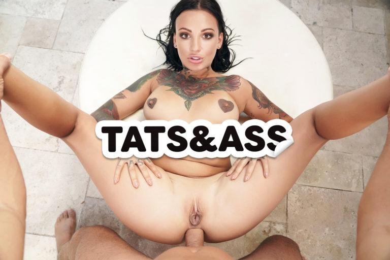 18VR - Tats and Ass