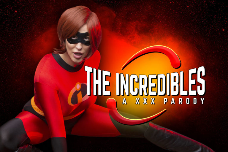 VRCosplayX - The Incredibles A XXX Parody