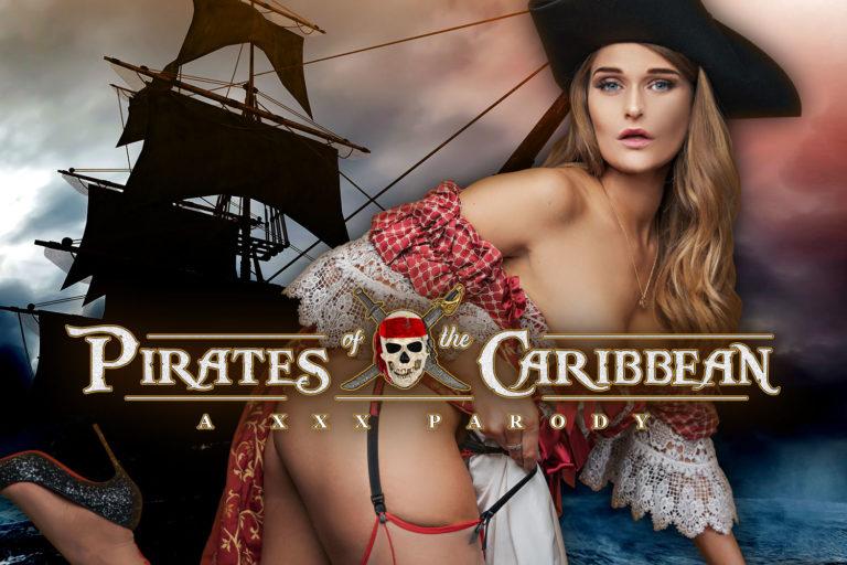 VRCosplayX - Pirates of the Caribbean A XXX Parody