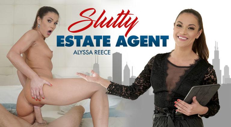 RealityLovers - Slutty Estate Agent