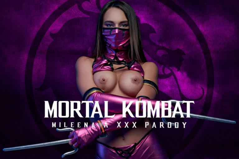VRCosplayX - Mortal Kombat: Mileena A XXX Parody