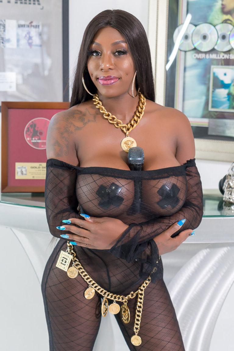 Ebony Mystique