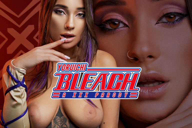 VRCosplayX - Bleach: Yoruichi A Xxx Parody