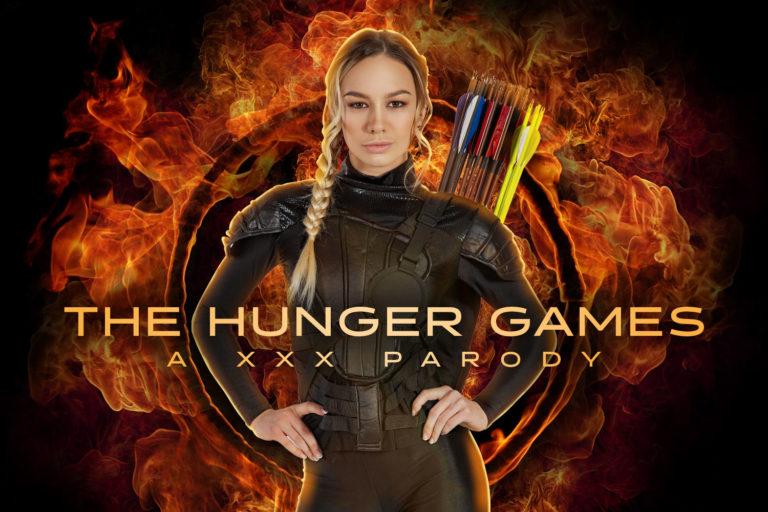 VRCosplayX - Hunger Games A XXX Parody