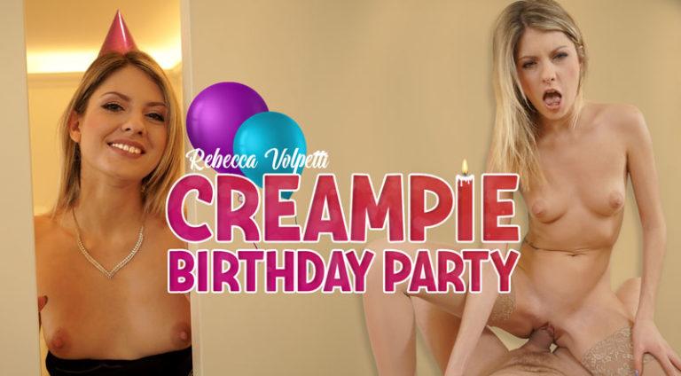 RealityLovers - Creampie Birthday Party