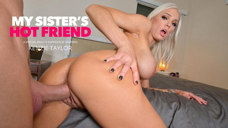 NaughtyAmericaVR - My Sister's Hot Friend: Kenzie Taylor
