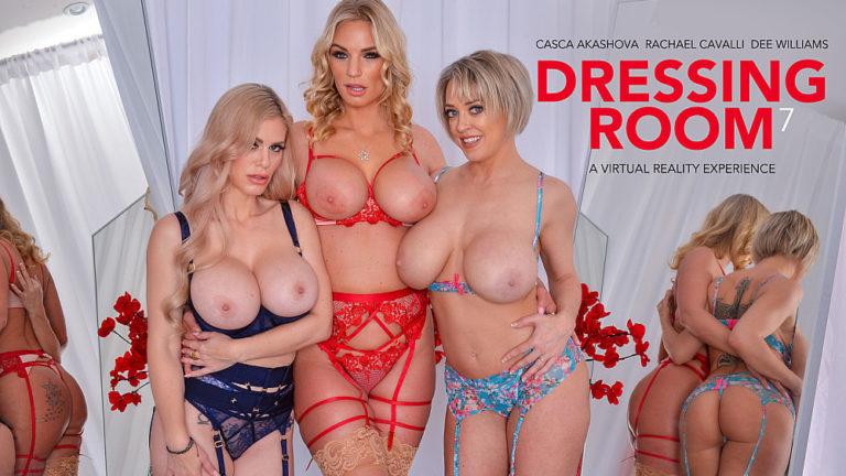 NaughtyAmericaVR - The Dressing Room 7