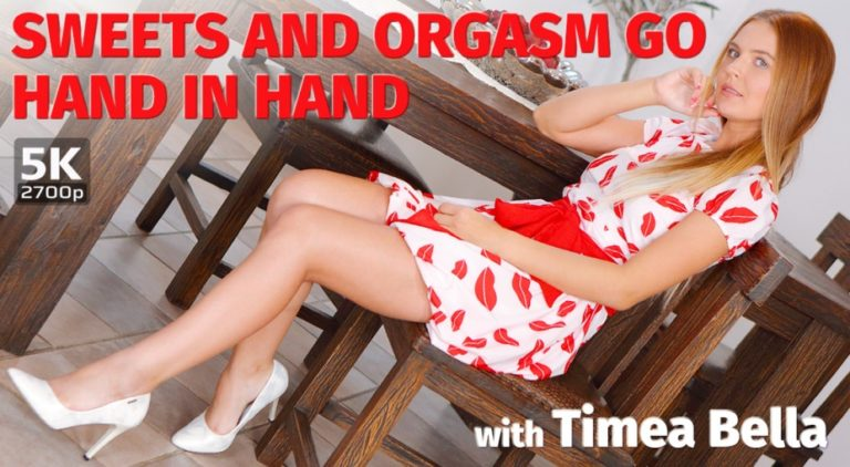 TmwVRnet - Sweets and orgasm go hand in hand