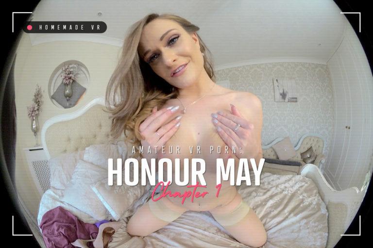 BaDoinkVR - Amateur VR Porn: Honour May - Chapter 1