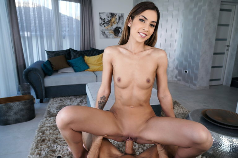 SexBabesVR - Preparing For Her Man