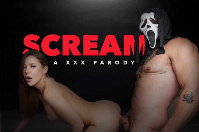 VRCosplayX - Scream A XXX Parody