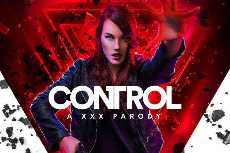 VRCosplayX - Control A XXX Parody