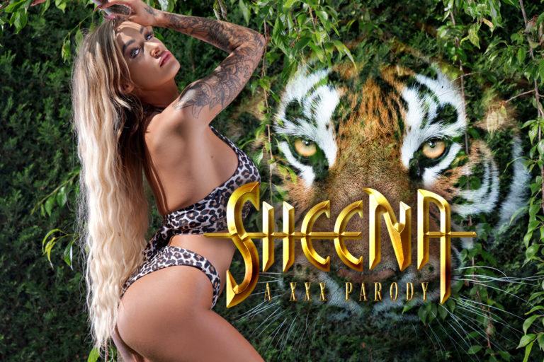 VRCosplayX - Sheena A XXX Parody