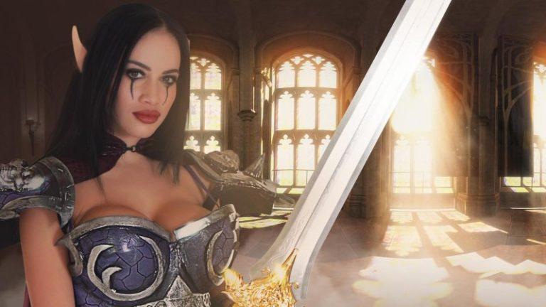 WhorecraftVR - The Revenge of Lady Sylvanus