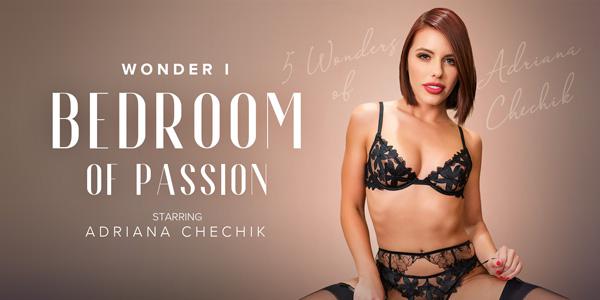 VRBangers - 5 Wonders of Chechik: Bedroom of passion