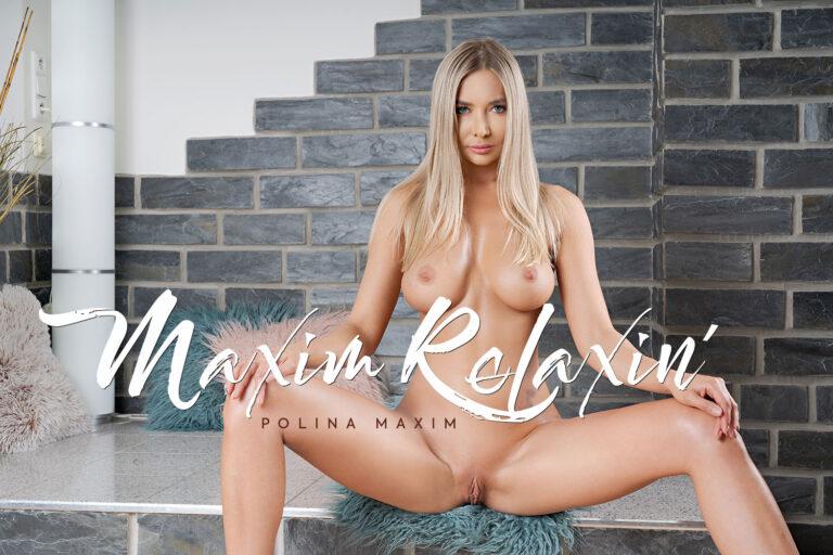 BaDoinkVR - Maxim Relaxin'