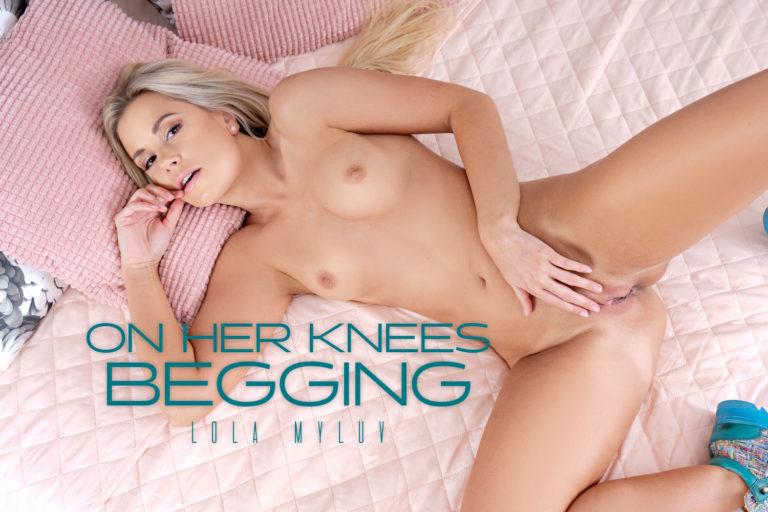 BaDoinkVR - On Her Knees Begging