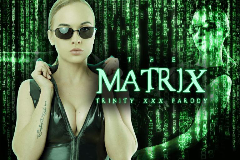 VRCosplayX - The Matrix: Trinity A XXX Parody