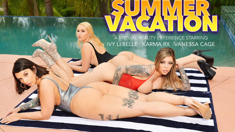 NaughtyAmericaVR - Summer Vacation