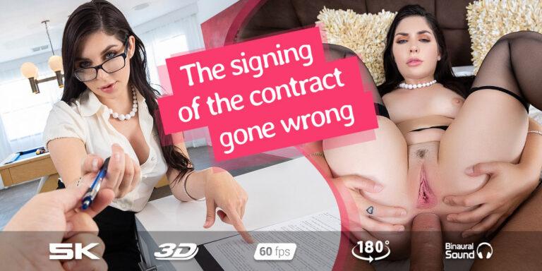 RealJamVR - Slut Secretary