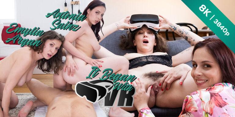 CzechVR - It Began With VR