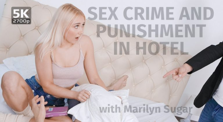 TmwVRnet - Sex crime and punishment in hotel