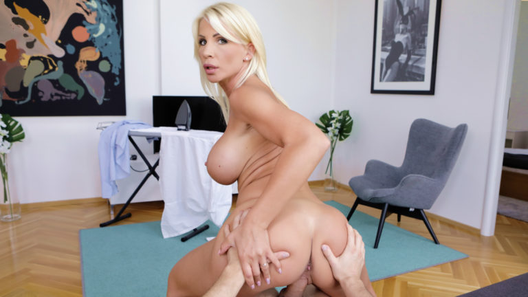 VirtualTaboo - From House Work To Son's Cock