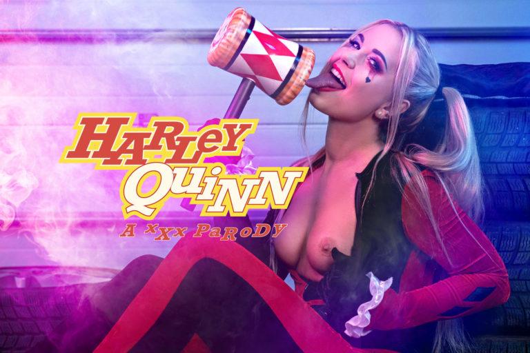 VRCosplayX - Harley Quinn A XXX Parody