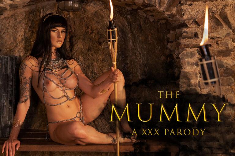 VRCosplayX - The Mummy A XXX Parody