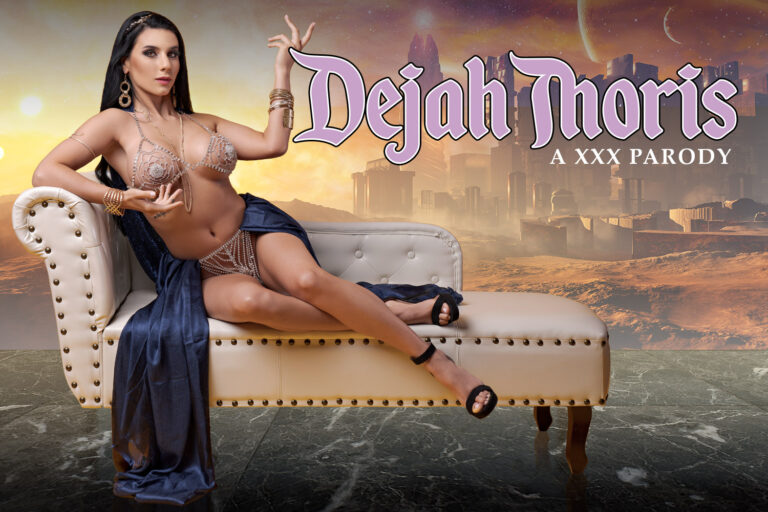 VRCosplayX - Dejah Thoris A XXX Parody