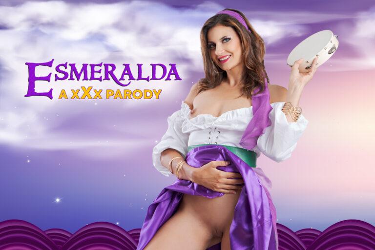 VRCosplayX - Esmeralda A XXX Parody