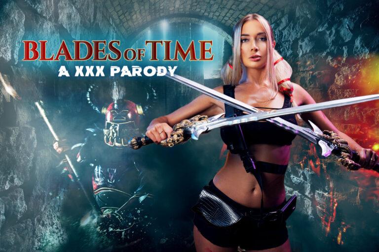 VRCosplayX - Blades of Time A XXX Parody