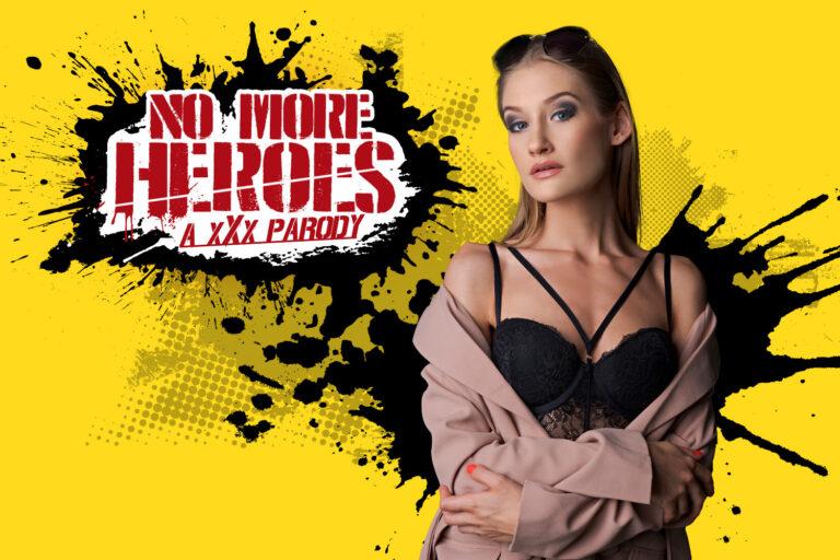 VRCosplayX - No More Heroes A XXX Parody