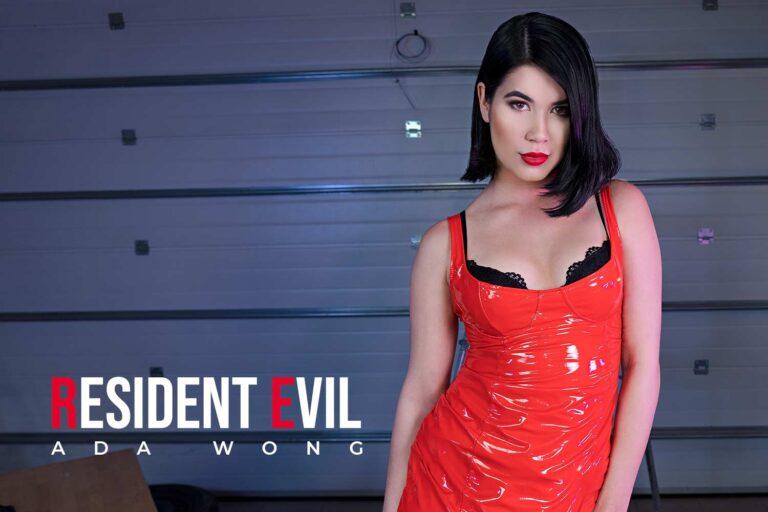 VRCosplayX - Resident Evil: Ada Wong A XXX Parody