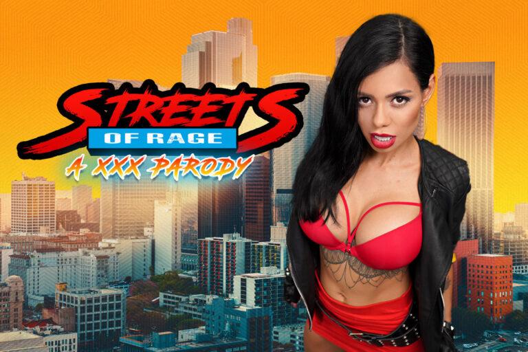 VRCosplayX - Streets of Rage A XXX Parody