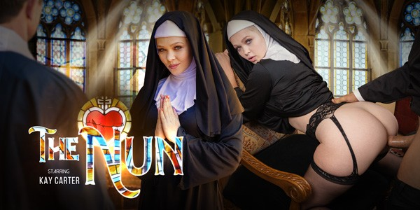 VRBangers - The Nun