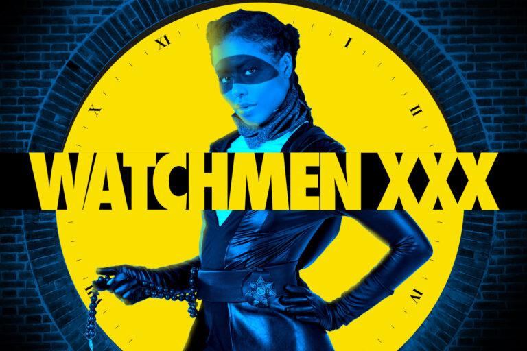 VRCosplayX - Watchmen: Sister Night A XXX Parody