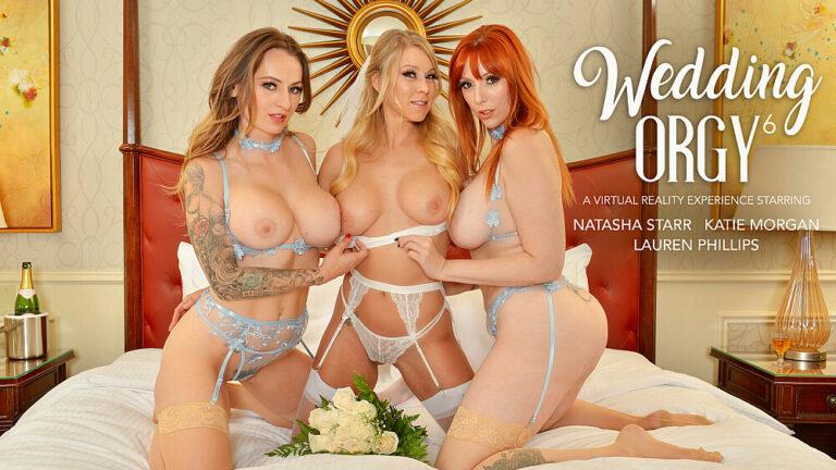 NaughtyAmericaVR - Wedding Orgy 6