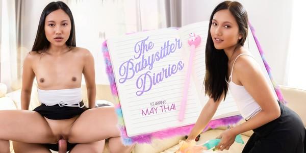 VRBangers - The Babysitter Diaries
