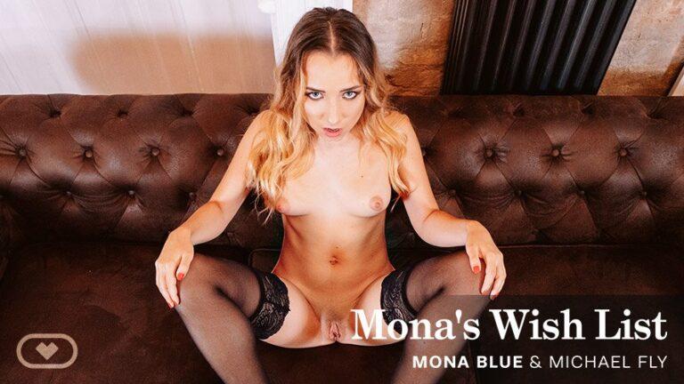 VirtualRealPorn - Mona's Wish List