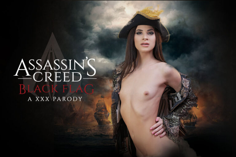 VRCosplayX - Assassin's Creed: Black Flag A XXX Parody