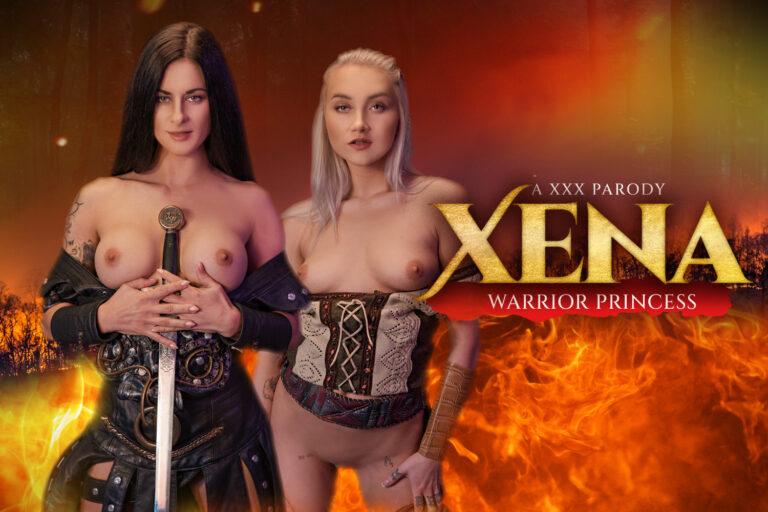 VRCosplayX - Xena Warrior Princess A XXX Parody